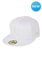 NEW ERA New York Yankees Basic Fitted Cap white