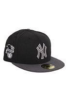 NEW ERA New York Yankees Baycik Fit Cap graphite