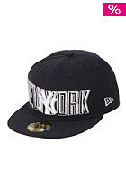 NEW ERA New York Yankees Bevel Pitch Fitted Cap team