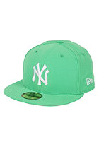 NEW ERA New York Yankees League Cap isl grn/wht