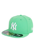 NEW ERA New York Yankees League Cap island green/white
