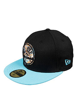NEW ERA New York Yankees NE Strokes Cap black/vice/orange pop