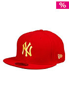 NEW ERA New York Yankees Seas Cont MLB Cap scary/yellow