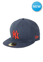 NEW ERA New York Yankees Washed Out Fitted Cap navy/glaze red