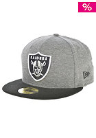 NEW ERA NFL Jersey Oakland Raiders Fitted Cap grey/team