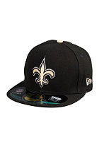 NEW ERA NFL On Field 5950 New Orleans Saints Fitted Cap game