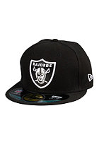 NEW ERA NFL On Field 5950 Oackland Raiders Fitted Cap game