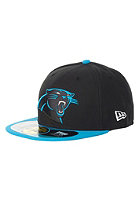 NEW ERA NFL Onfield 5950 Carolina Panthers Game original team colour