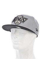 NEW ERA NHL Cotton Block Los Angeles Kings Snapback Cap grey/black