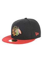 NEW ERA NHL Team Basic Chicago Blackhawks OTC Fitted Cap multicolors