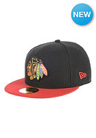 NEW ERA NHL Team Basic Chicago Blackhawks OTC Fitted Cap multicolors