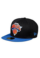 NEW ERA NY Knicks Oversized Cap team/black