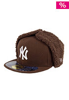 NEW ERA NY Yankees Dog Ear Cap brown/white