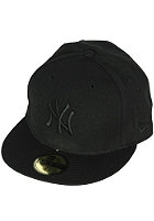 NEW ERA NY Yankees Fitted Cap black/black