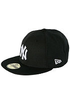 NEW ERA NY Yankees Fitted Cap black/white