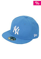 NEW ERA NY Yankees League Basic MLB Fitted Cap snapshotblue