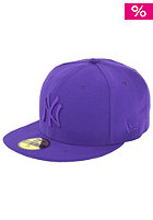 NEW ERA NY Yankees League Tonal Cap deep purple