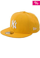 NEW ERA NY Yankees Logo yellow/white