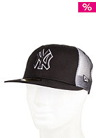 NEW ERA NY Yankees Mesh Fade Cap black/white