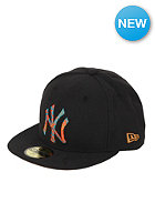 NEW ERA NY Yankees Pop Lantic Fitted Cap black/multi