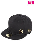 NEW ERA NY Yankees Rogue Suit Cap black/gold