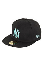 NEW ERA NY Yankees Seasonal Basic Cap black/bltn