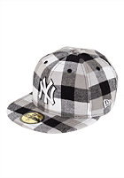 NEW ERA NY Yankees Skatecheck Cap grey/graphite/black
