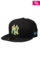 NEW ERA NY Yankees Track Shy Cap black/blue/a gold