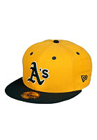 NEW ERA Oakland Athletics Team Flip Cap team colour