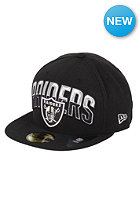 NEW ERA Oakland Raiders NFL ONF Darft 5950 Fitted Cap team