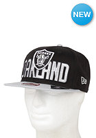 NEW ERA Oakland Raiders NFL ONF Draft 950 Snapback Cap team