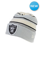 NEW ERA Oakland Raiders OTC Beanie official team color
