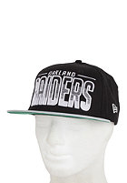 NEW ERA Oakland Raiders Team Fade Snapback Cap team