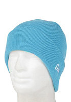 NEW ERA Original Cuff Knit 3 Beanie vice blue
