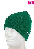 NEW ERA Original Cuff Knit Cap kelly
