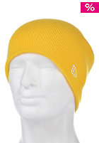 NEW ERA Original Long Knit 3 Beanie cyber yellow