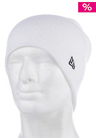 NEW ERA Original Long Knit 3 Beanie white