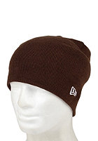 NEW ERA Original Long Knit 3 Cap brown