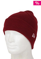 NEW ERA Original Long Knit 3 Cap cardinal