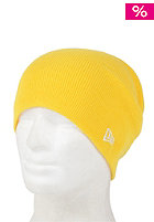 NEW ERA Original Long Knit 3 Cap cyber yellow