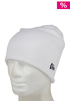 NEW ERA Original Long Knit 3 Cap white