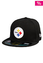 NEW ERA Pittsburgh Steelers NFL On Field 59FIFTY Cap game