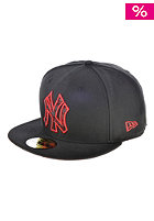 NEW ERA Plaid Fill NY Yankees Cap black/cloud