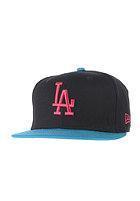 NEW ERA Pop Fresh LA Dodgers Cap black/blue jewel/bright rose