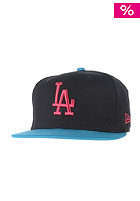 NEW ERA Pop Fresh LA Dodgers Cap black/blue jewel/bright rose