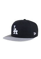 NEW ERA Pop Heather 950 Los Angeles Dodgers black/heather grey