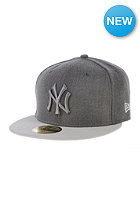NEW ERA Pop Tonal 5950 NY Yankees Cap heather graphite