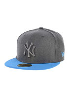 NEW ERA Pop Tonal 5950 NY Yankees Cap heather graphite/snapshot blue