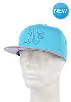 NEW ERA Pop Tonal 950 Oakland Athletics Snapback Cap vice blue/grey
