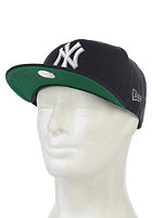 NEW ERA Primary Fan New York Yankees Team Snapback Cap navy